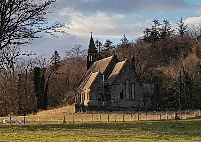 St Columba's, Poltalloch